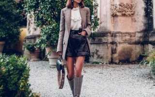 Стильная модная женская одежда