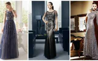 Модели новогодних платьев