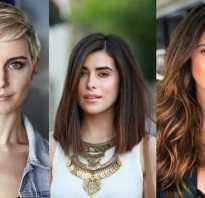 Какие волосы в моде 2020