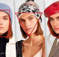 Как правильно подобрать шапку по форме лица