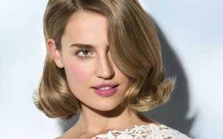 Модные стрижки для тонких волос 2020 женские