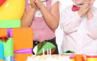Что можно приготовить на детский праздник