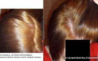 Смывка для волос estel отзывы