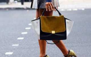 Модные летние сумки