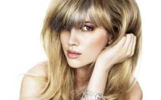 Мелирование волос блонд фото