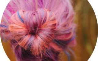 Окрашивание волос прядями фото