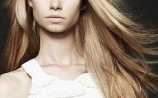 Каскад на длинные волосы фото с челкой