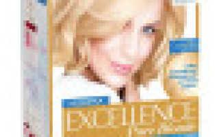 Краска для волос лореаль экселанс отзывы