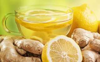Вода с имбирем и лимоном отзывы