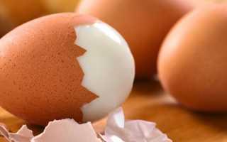 Куриные яйца для похудения