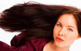 Окрашивание волос оттеночным шампунем