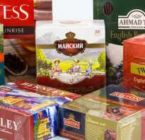 Вкусный чай в пакетиках отзывы