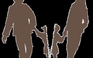 Муж бросил с ребенком как пережить
