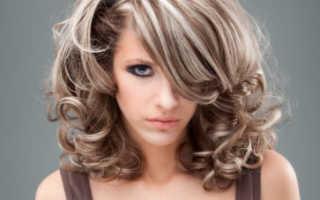 Мелирование волос на светлые волосы