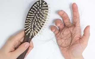 При раке выпадают волосы
