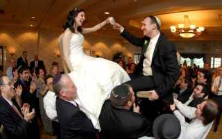 Выйти замуж в израиль