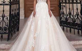 Свадебные платья 2019 модные тенденции фото