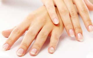 Средство от грибка ногтей рук