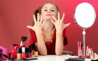 Дизайн ногтей для девочек 10 лет