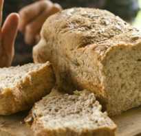 Отказ от хлеба для похудения
