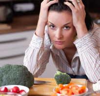 Потеря веса из за стресса