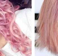 Кому идут розовые волосы