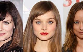 Классические стрижки женские на средние волосы