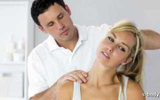 Укрепить мышцы шеи упражнения