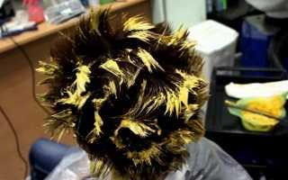 Мелирование на вьющиеся волосы средней длины фото