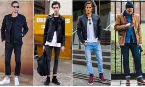 Какую обувь можно носить под джинсы