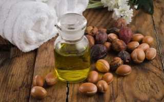 Аграрное масло для волос