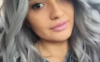 Окрашивание волос пепельные оттенки