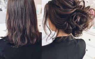 Классные прически на короткие волосы