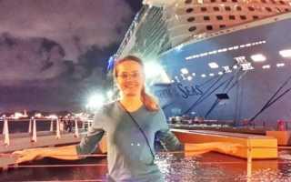 Работа на круизных лайнерах отзывы сотрудников
