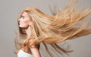 Тонировка осветлённых волос