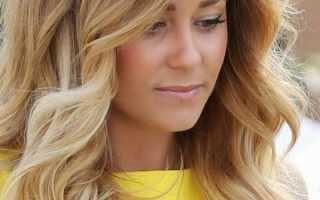 Окрашивание волос балаяж на светлые волосы фото