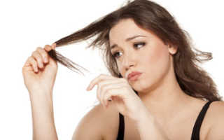 Маска от секущихся волос в домашних условиях