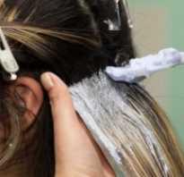 Как часто можно красить волосы тоником