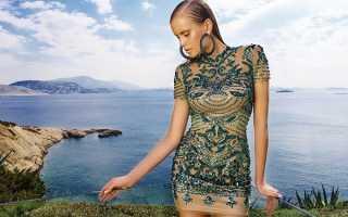 Модные коктейльные платья 2019