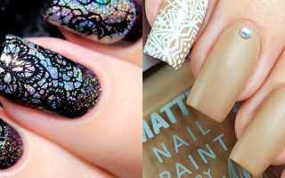 Дизайн ногтей кружева фото новинки