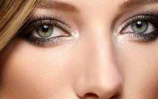Макияж для близко посаженных глаз пошаговое фото
