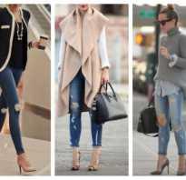 Обувь с узкими джинсами женщинам