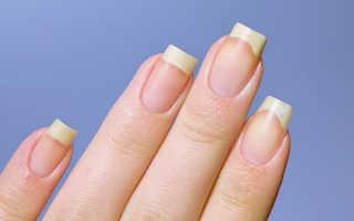 Как восстановить обгрызенные ногти