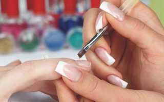 Нарастить или наростить ногти