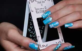 Стикеры на ногти