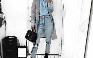Обувь подходящая под джинсы