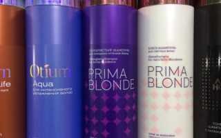 Шампунь для волос эстель отзывы