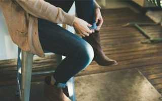 Какую обувь носить с джинсовой