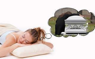 Видеть во сне что муж умер
