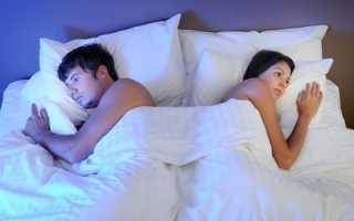Секс снимает стресс